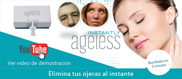 Instantly Ageless anuncio