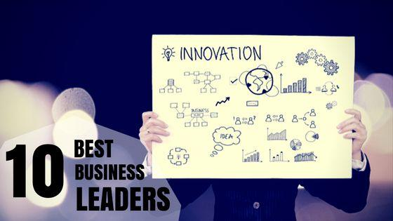 Best Business Leaders