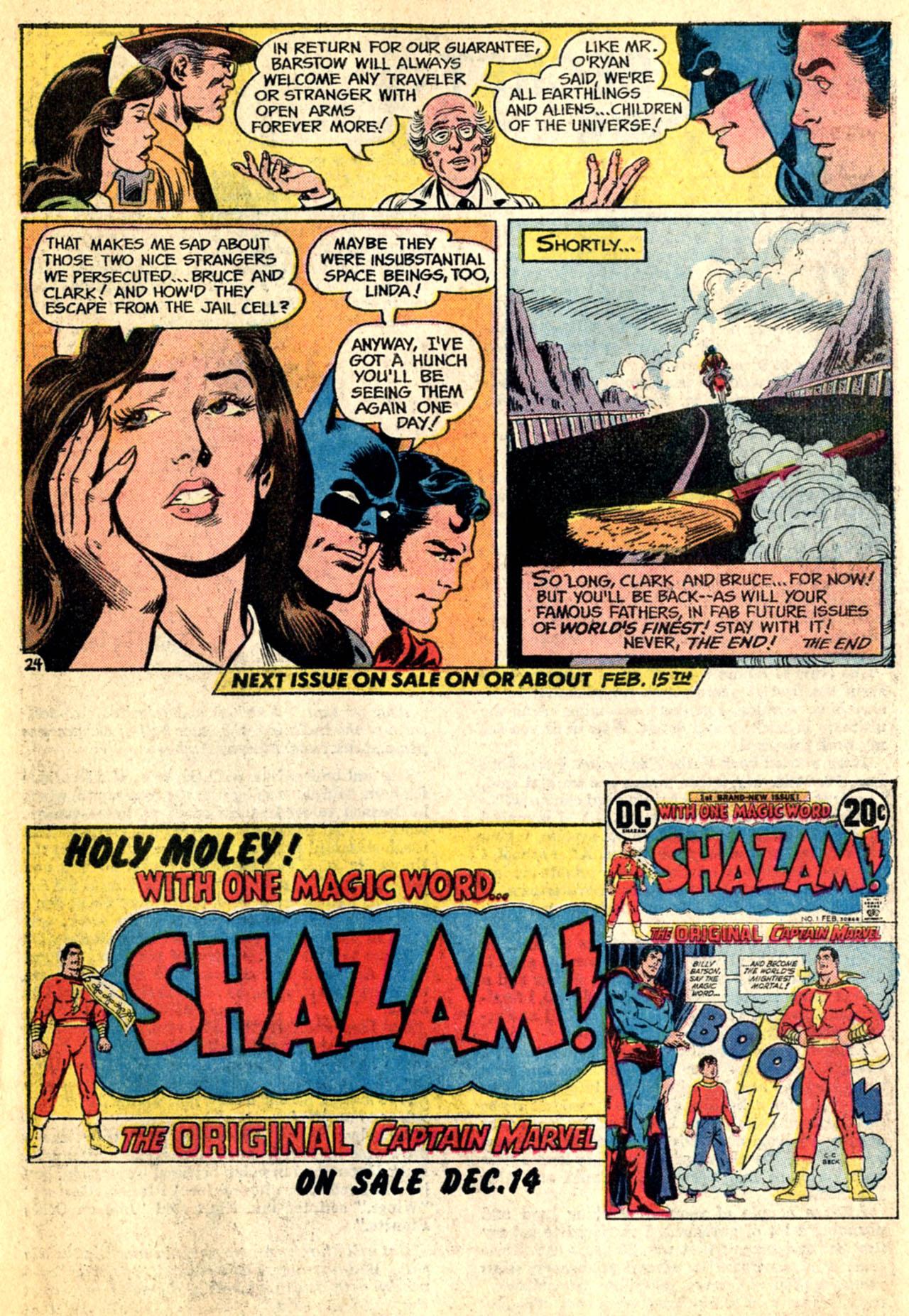 Read online World's Finest Comics comic -  Issue #216 - 31