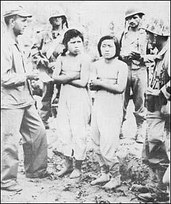 Japanese sex slaves