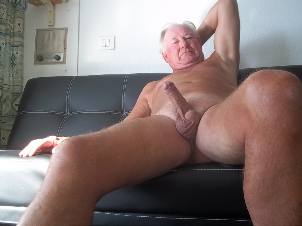 Hombres maduros abuelos gays cruising