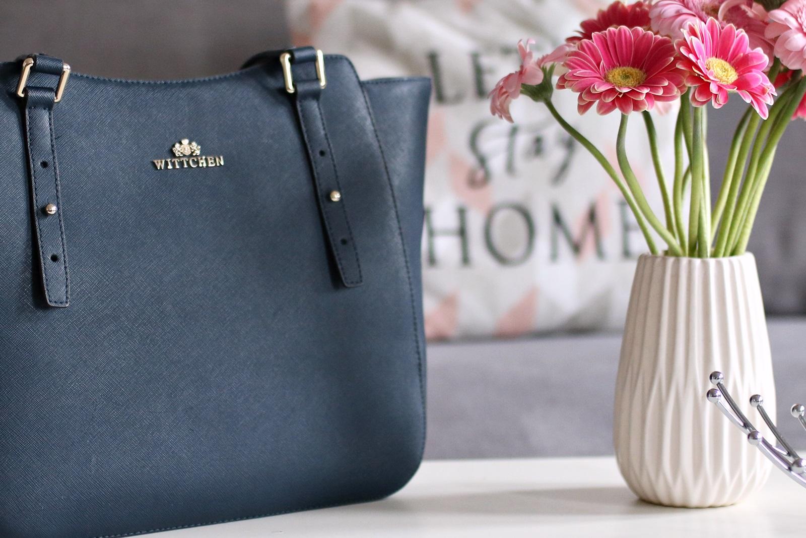 Czy warto kupić torebkę Wittchen z Lidla? {moja opinia po roku użytkowania}