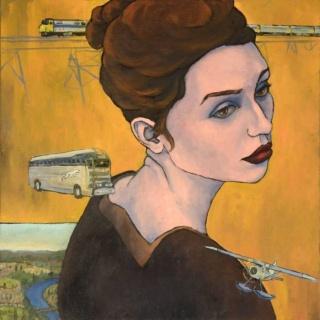 Старомодный подход к живописи, Reid McLachlan