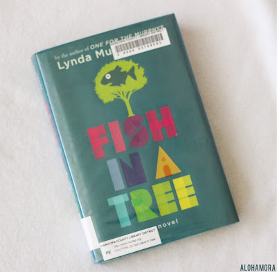 Fish in a Tree by Lynda Mullaly Hunt gets 4.5 out of 5 stars for this fantastic must read middle grade fiction.  Inspiring. Emotional. Confidence. Dyslexia. Overcoming challenges and struggles. Inspiring teachers. Great read aloud. 4th grade and up. Powerful classroom or parent/child read aloud. Alohamoraopenabook Alohamora Open a Book http://alohamoraopenabook.blogspot.com/