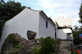 capela Santa Luzia - historia vitoria