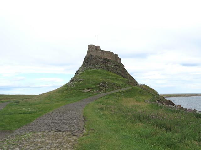 Lindisfarne Castle - Lindisfarne