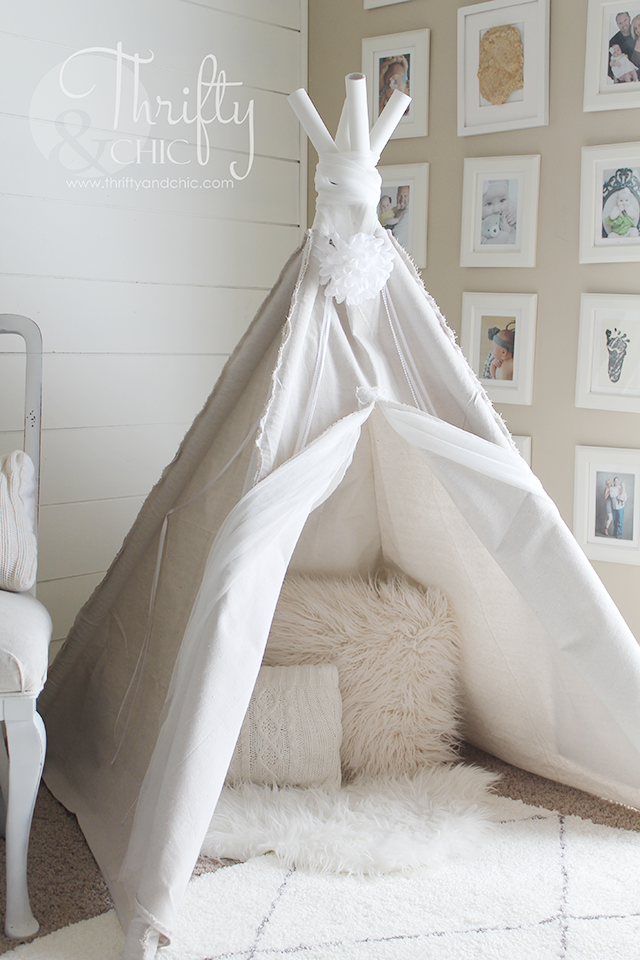 Easy DIY Teepees for Kids -
