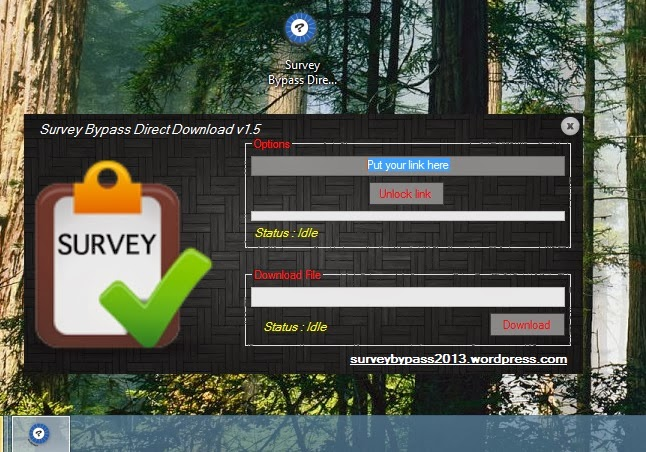 Survey bypass tool download for pc