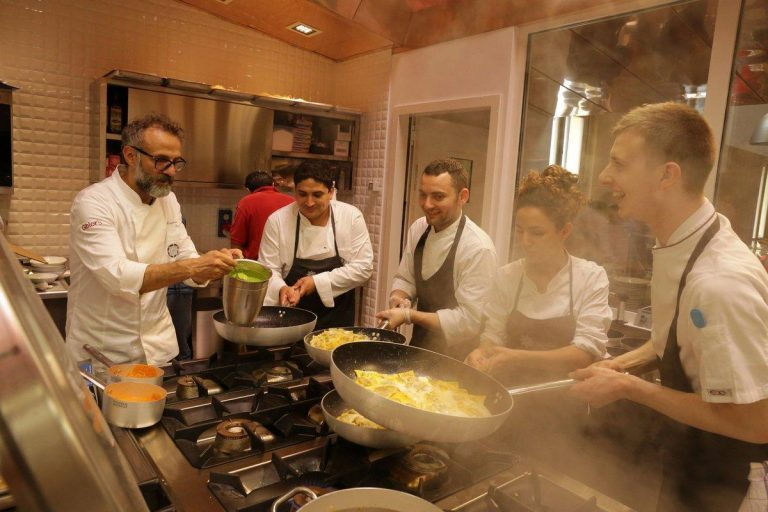 Chefs Repurpose Olympic Leftovers To Serve 5,000 Meals A Day To The Poor