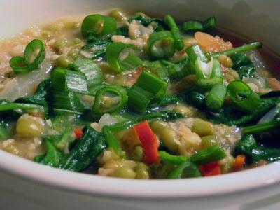 Mongo (Filipino Mung Bean Curry)