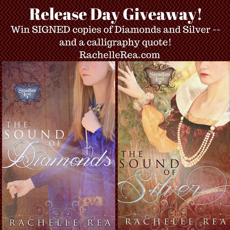 Win both of Rachelle Rea's books!