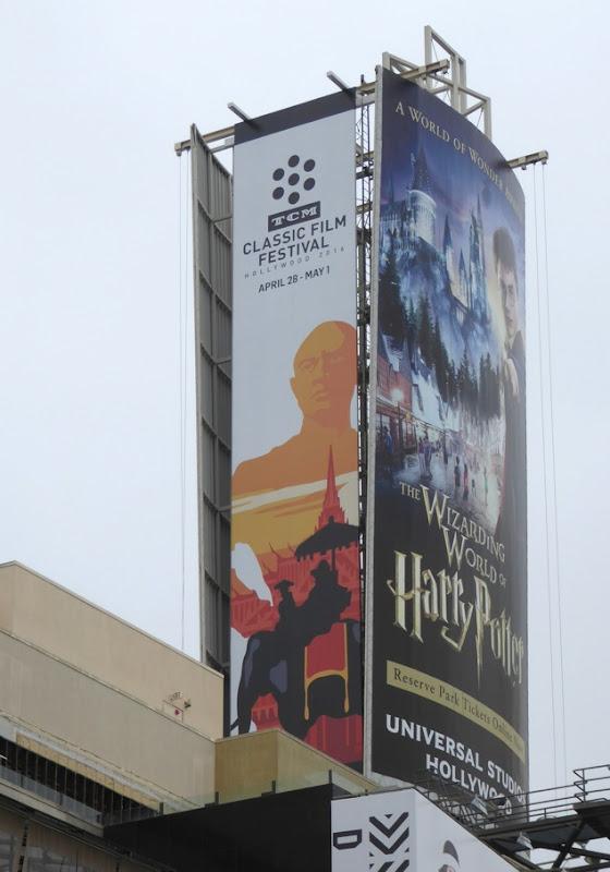 TCM Classic Film Festival 2016 billboard