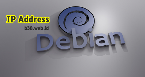 Cara Setting IP Address Debian Mode CLI