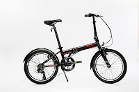 "EuroMini ZiZZO Via Lightweight 20"" 7-Speed Folding Bike, review features compared with EuroMini ZiZZO Campo"