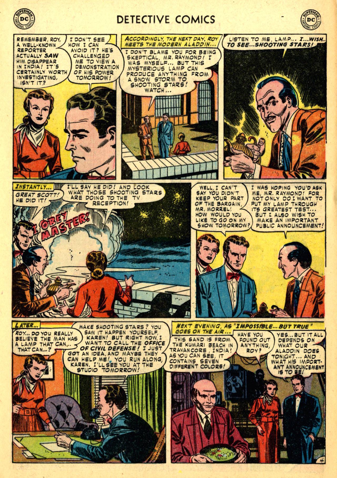 Detective Comics (1937) 185 Page 26