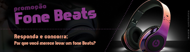 """Promoção Rádio Jovem Pan: """"Fone Beats"""" Blog topdapromocao.com.br"""