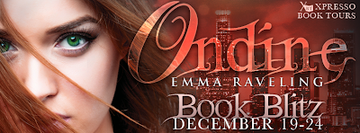 Ondine by Emma Raveling Book Blitz with Xpresso Book Tours