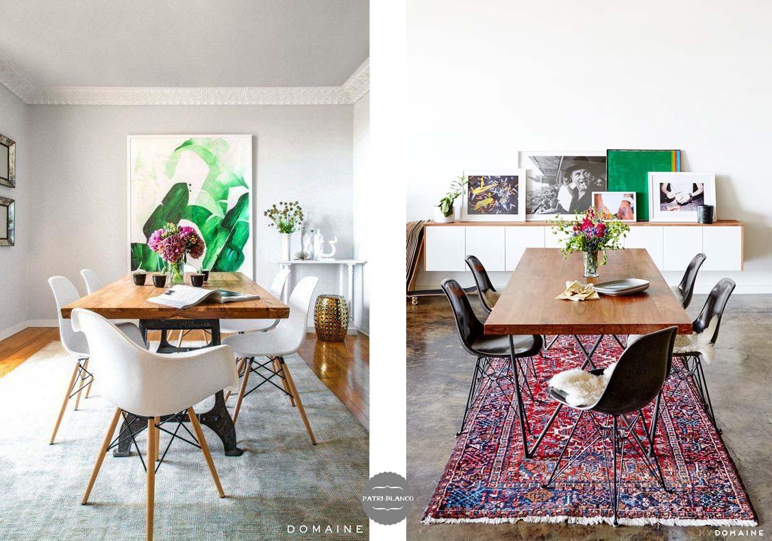 Consejos para decorar con alfombras  Decoracin PatriBlanco