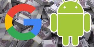 المفوضية الأوروبية تغرمت Google بمبلغ 5 مليارات دولار