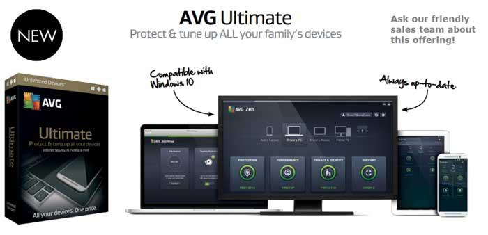 تحميل برنامج اي في جي انتي فايروس AVG Antivirus كامل