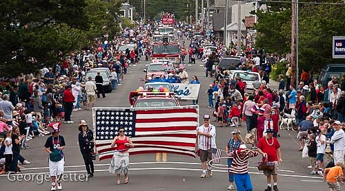 vcfourth of july parades