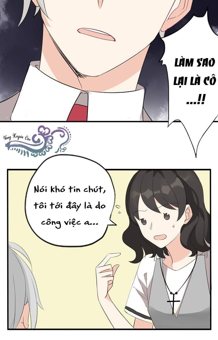Ma Pháp Tiên Sinh Và Thiếu Nữ Khoa Học - Chap 2