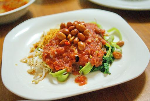 Resep Masakan Tradisional Khas Lombok Plecing Kangkung