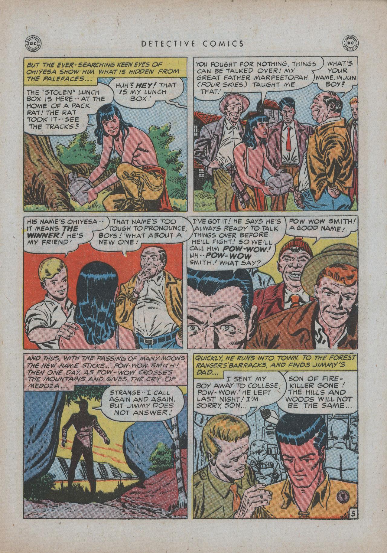 Detective Comics (1937) 151 Page 42