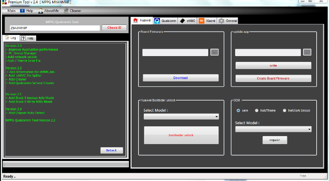Qualcomm Premium Tool Version 2 4 &