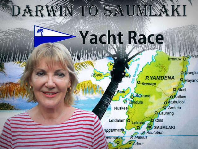 Darwin Sailing Club Gelar Lomba Perahu Layar Darwin - Saumlaki 2018