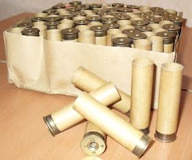Бумажные гильзы для охотничьих патронов