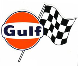Is there any such thing as too much Gulf Racing Paint?