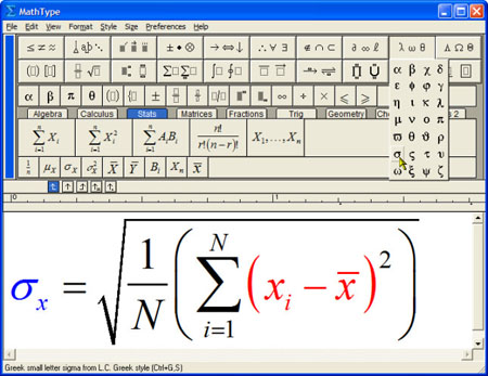 mathtype 6.8 full version
