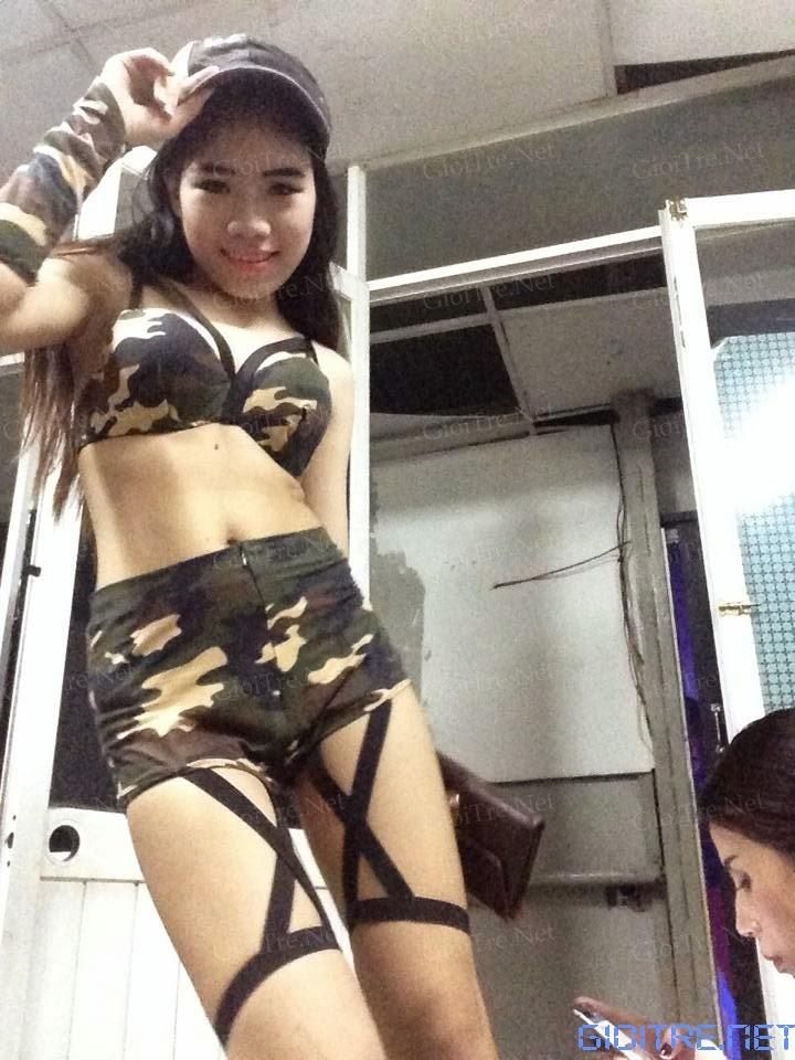 Model Nhi Kute | E-CUP