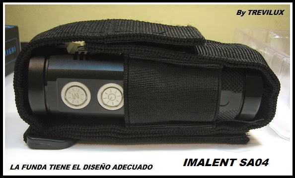 Imalent SA04 Review Holster