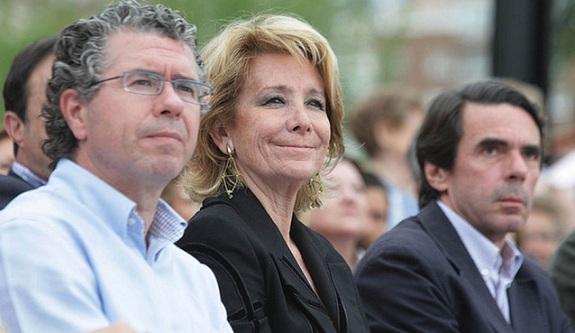 Granados, Aguirre y Aznar