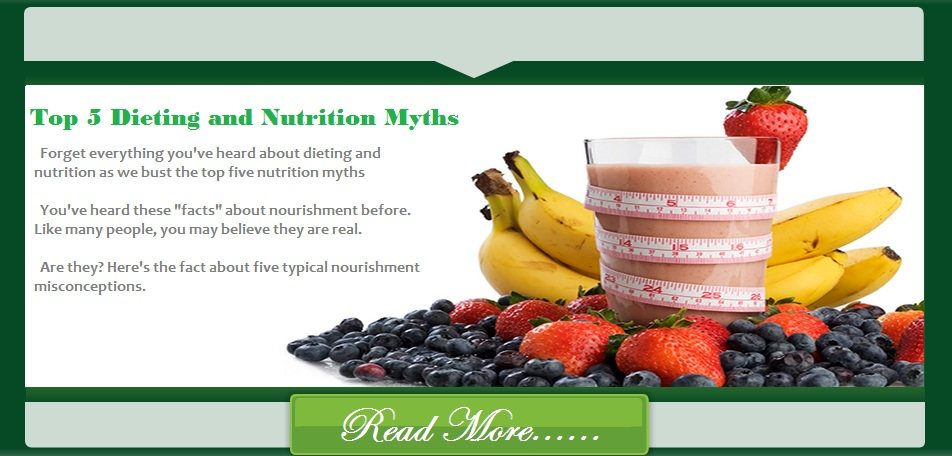 top-5-dieting-and-nutrition-myths