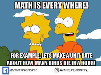 Math is every where
