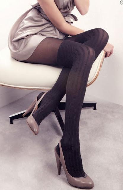 La ropa íntima de Goldenpoint Otoño-Invierno 2012/2013 1