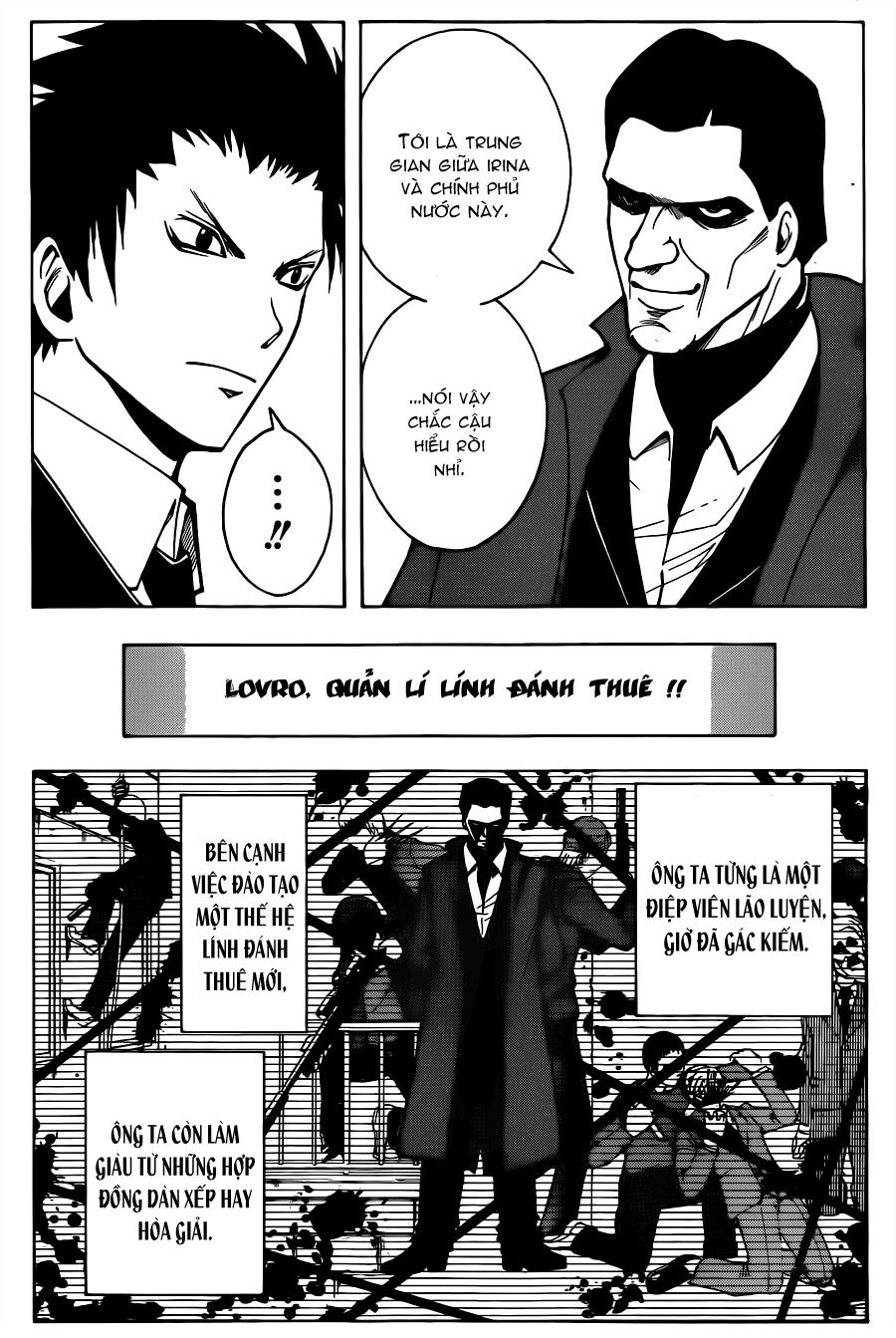 Ansatsu Kyoushitsu chap 25 trang 13