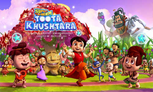 Super Bheem Toota Khush Tara 2017 HDRip 200MB Hindi 480p Watch Online Full Movie Download bolly4u