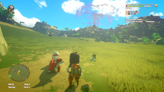 Yonder game review