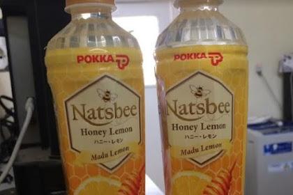 Review Minuman Sehat NatsBee Honey Lemon, Berasa Banget Madu dan Lemonnya!