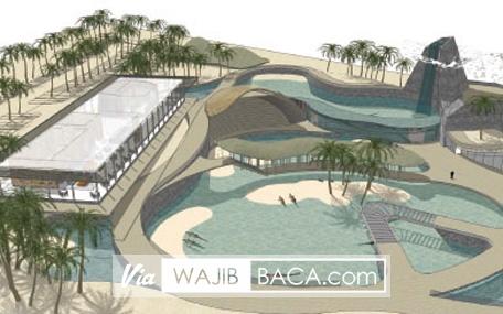 Dubai Kembali Berinovasi, Kini Taman Berisi Buaya Nil Terbesar Akan Dibuka Pada 2017!