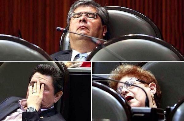 """Diputados y senadores agarran """"megapuente"""" de #DíaDeMuertos"""