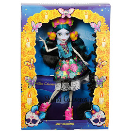 MH Collectors Edition Skelita Calaveras Doll