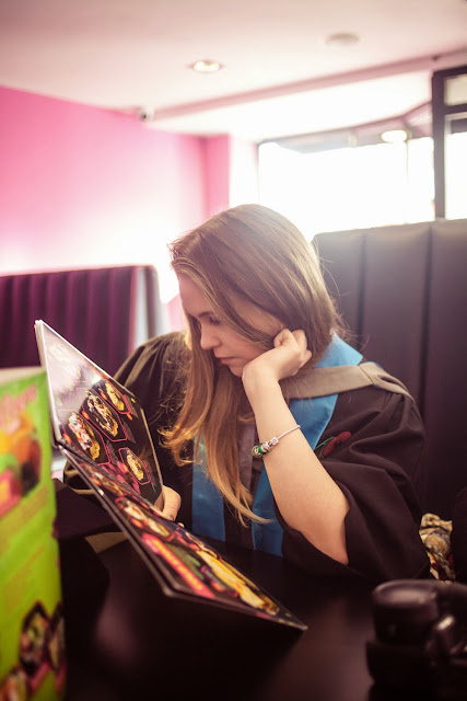 A Kingston Graduation and a Couple of Birthdays – taking time out.