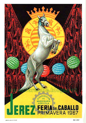 Jerez de la Frontera - Feria del Caballo 1967