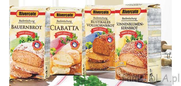 Mieszanki do wypieku chleba - przegląd!