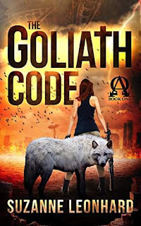 The Goliath Code: A Post Apocalyptic Thriller by Suzanne Leonhard